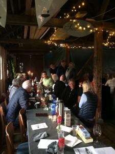 Festen går frisk ved Limfjordens vande...